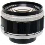 Canon 50mm F/1.2