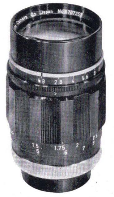 Canon 85mm F/1.9 II