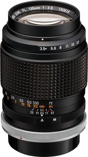 Canon FL 135mm F/3.5