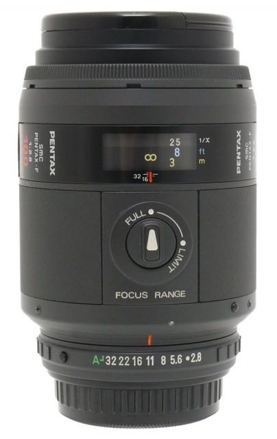 smc Pentax-F 100mm F/2.8 Macro