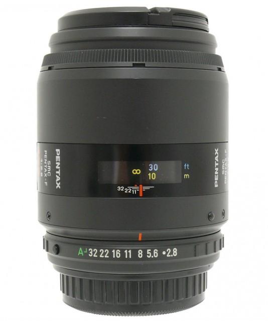 smc Pentax-F 135mm F/2.8 [IF]