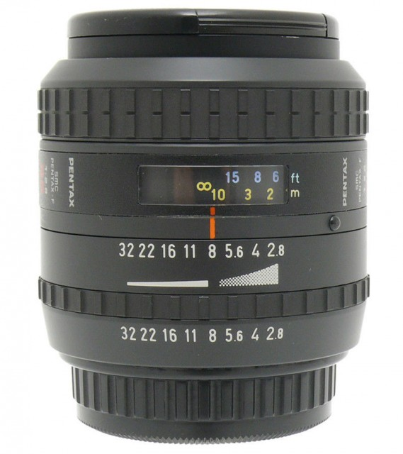 smc Pentax-F 85mm F/2.8 Soft