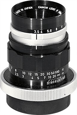 Canon R 100mm F/3.5 (I)