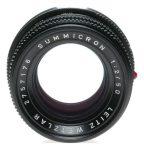Leitz Wetzlar Summicron 50mm F/2 (III)