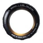 Canon 50mm F/0.95