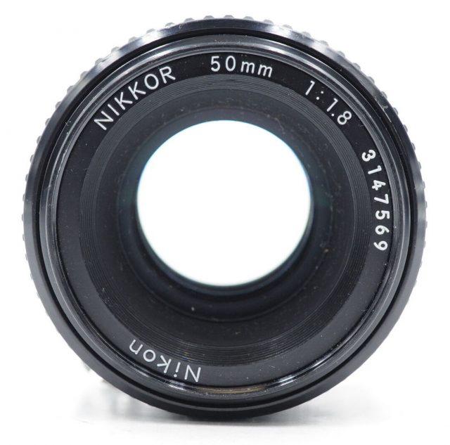 Nikon AI-S Nikkor 50mm F/1.8