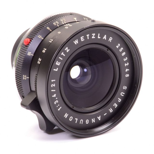 Leitz Wetzlar Super-Angulon 21mm F/3.4