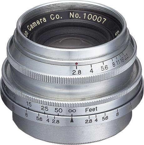 Canon Serenar 35mm F/2.8 I