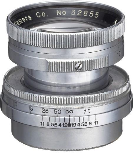 Canon Serenar 50mm F/1.9