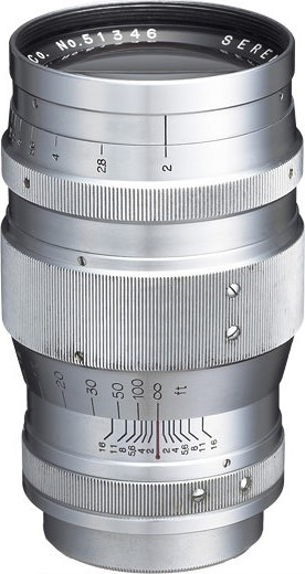 Canon Serenar 85mm F/2 I