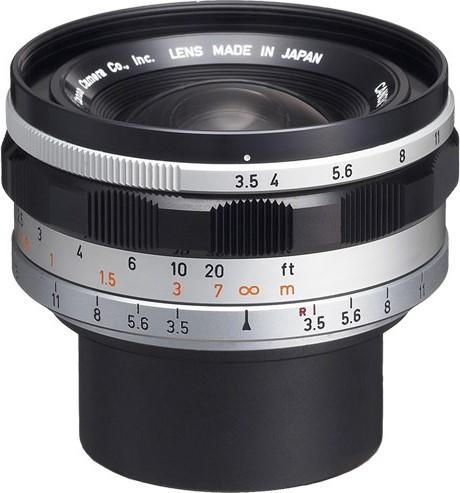 Canon 19mm F/3.5