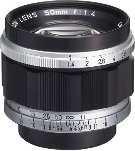 Canon 50mm F/1.4 I
