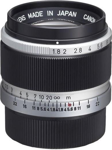 Canon 50mm F/1.8 III