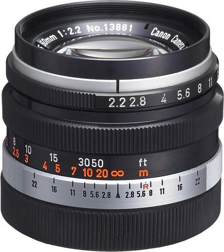 Canon 50mm F/2.2