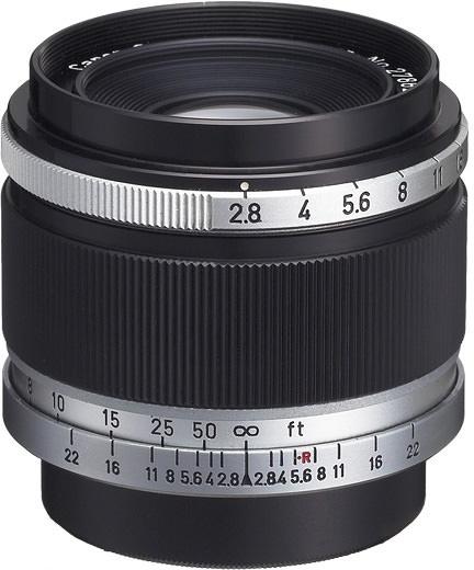 Canon 50mm F/2.8 II