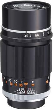 Canon 135mm F/3.5 II