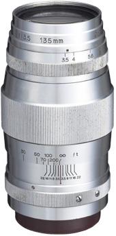 Canon Serenar 135mm F/3.5 I