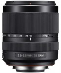 Sony DT 18-135mm F/3.5-5.6 SAM (SAL18135)