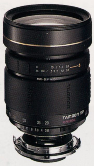 Tamron SP 28-105mm F/2.8 LD Aspherical (IF) 176A