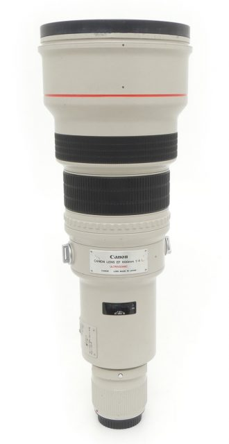 Canon EF 600mm F/4L USM