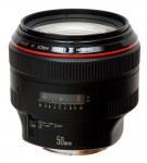 Canon EF 50mm F/1L USM