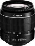 Canon EF-S 18-55mm F/3.5-5.6 III