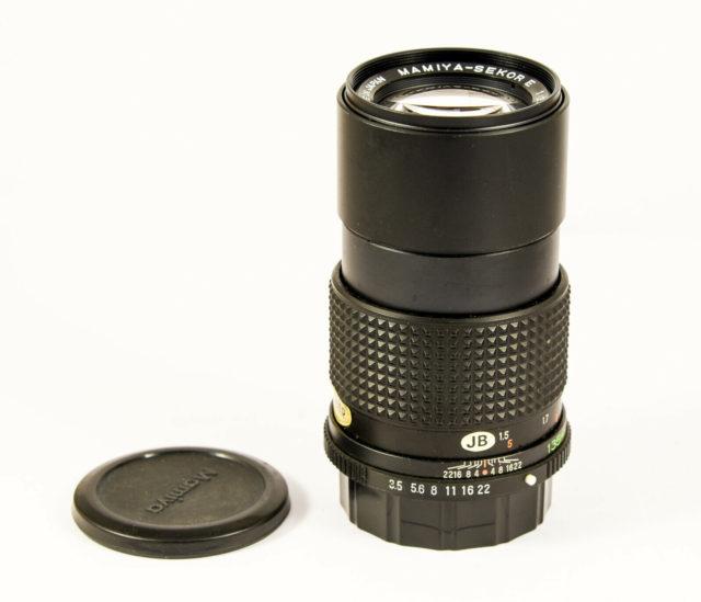 Mamiya-Sekor E 135mm F/3.5