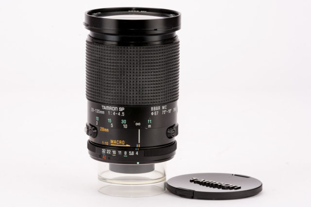 Tamron SP 28-135mm F/4-4.5 28A