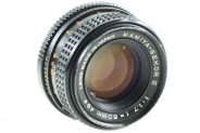 Mamiya-Sekor E 50mm F/1.7