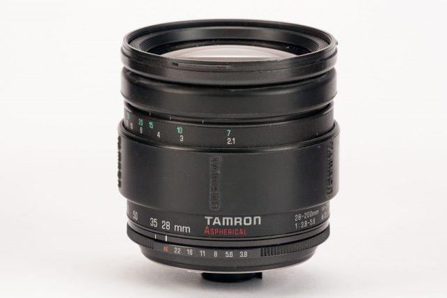 Tamron 28-200mm F/3.8-5.6 LD Aspherical (IF) 171A