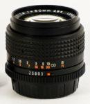 Mamiya-Sekor EF 50mm F/1.4