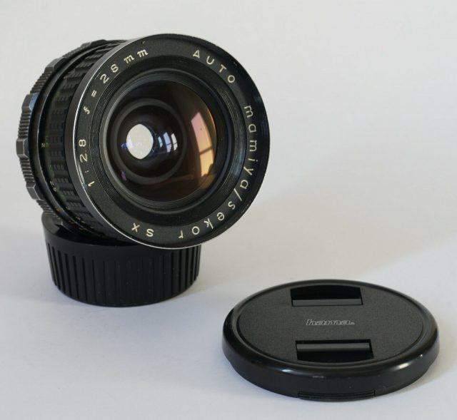 Auto Mamiya/Sekor SX 28mm F/2.8