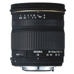 Sigma 28-70mm F/2.8 EX DG