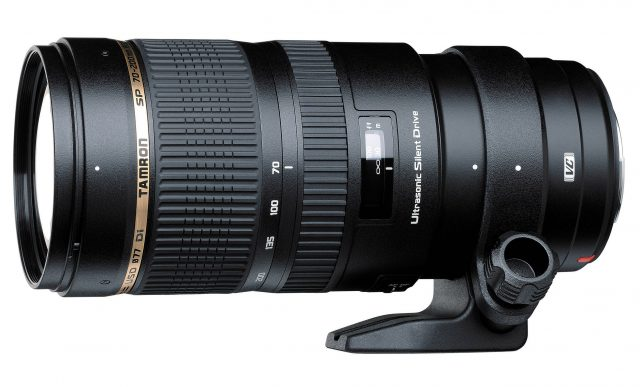 Tamron SP 70-200mm F/2.8 Di VC USD A009