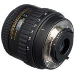 Tokina AT-X Fisheye 107 AF 10-17mm F/3.5-4.5 (IF) DX NH