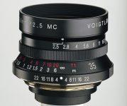 Cosina Voigtlander Color-Skopar 35mm F/2.5 MC LTM