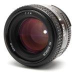 Nikon AF Nikkor 50mm F/1.4 (II)