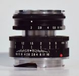 Cosina Voigtlander Heliar 50mm F/2 VM