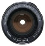 Asahi Super-Multi-Coated Takumar 24mm F/3.5