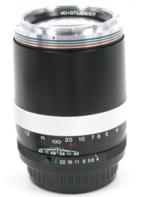 Cosina Voigtlander Apo-Lanthar 180mm F/4 SL
