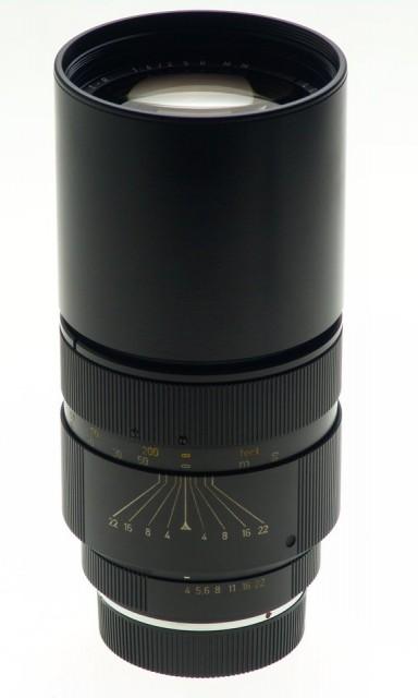 Leitz Wetzlar (Canada) Telyt-R 250mm F/4 (I)