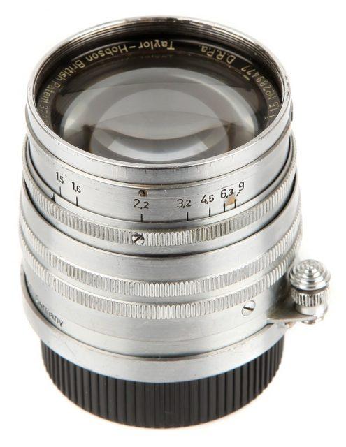 Leitz Wetzlar Xenon 50mm F/1.5