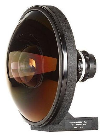 Nikon AI Fisheye-Nikkor 6mm F/2.8