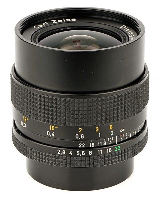 Carl Zeiss C/Y Distagon T* 25mm F/2.8
