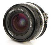 Nikon AI Nikkor 20mm F/3.5