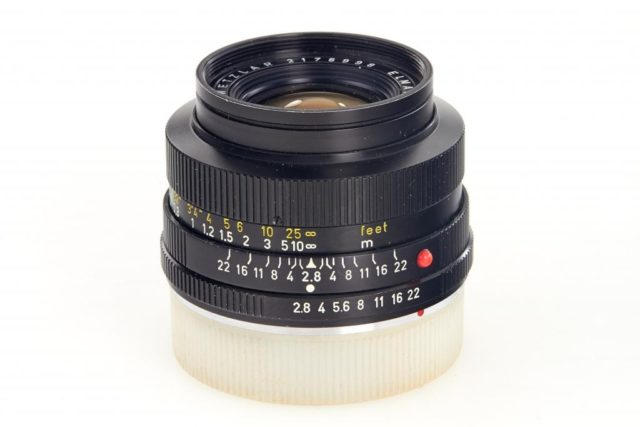 Leitz Wetzlar Elmarit-R 35mm F/2.8