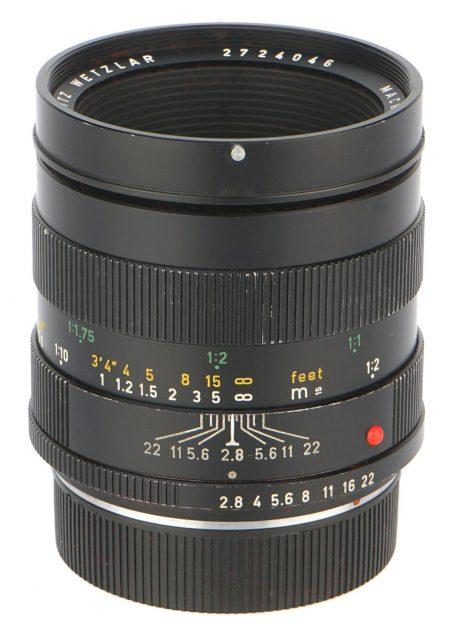 Leitz Wetzlar Macro-Elmarit-R 60mm F/2.8 (I)
