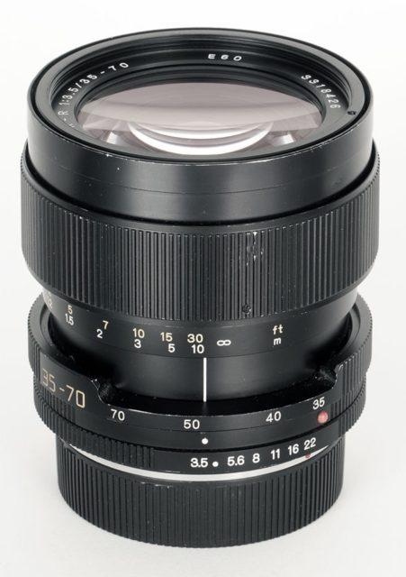 Leitz Vario-Elmar-R 35-70mm F/3.5 (I)