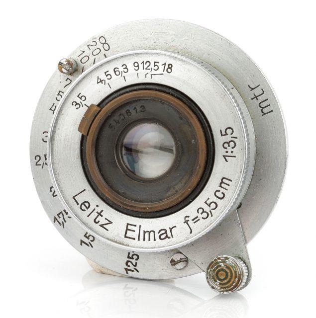 Leitz Elmar 35mm F/3.5