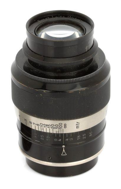 Leitz Wetzlar Elmar 90mm F/4 (I)